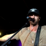 Canaan Smith at the Mercury Lounge in NYC on May 19, 2015.