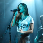 Cassadee Pope at Irving Plaza in NYC on September 11, 2014.