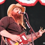 Chris Stapleton at FarmBorough Festival in New York City on June 26, 2015.