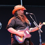 Chris Stapleton at Forest Hills Stadium on July 23, 2016