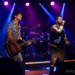 Dan + Shay's NYC Album Release Show on June 21, 2018 / Photo by Shawn St. Jean