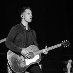 Devin Dawson opening for Brett Eldredge at Hammerstein Ballroom on May 5, 2018 / Photo by Shawn St. Jean