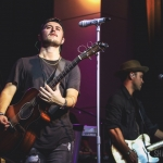 Dylan Schneider at the Palace Theatre, Nov 1, 2018 / Photo by Shawn St. Jean