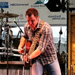 Easton Corbin at Alive at Five in Stamford CT on August 4, 2016.