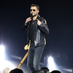 Eric Church at Mohegan Sun on April 27, 2017.