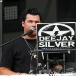 Dee Jay Silver at FarmBorough Festival in New York City on June 28, 2015.