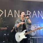Hunter Hayes at Indian Ranch on August 19, 2017 / Photo by Karyn Alfini