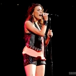 Jana Kramer at NASH BASH 2015, presented by NASH FM 94.7, at the Barclays Center in Brooklyn, NY on March 24, 2015.