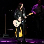 Brandy Clark on the CMT Next Women of Country Tour at the Beacon Theatre in NYC on January 20, 2016.