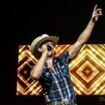 Jon Pardi opening for Luke Bryan in Bristow VA, August 18, 2018 / Photo by Shawn St. Jean