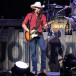 Jon Pardi opening for Dierks Bentley at Xfinity Theatre on June 2, 2017 / Photo by Shawn St. Jean