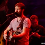Josh Turner at the Mohegan Sun Wolf Den on September 25, 2015.