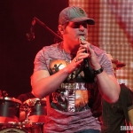 Jerrod Niemann opening for Keith Urban at the Xfinity Theatre in Hartford CT on August 16, 2014.