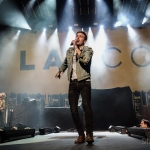 Lanco at Madison Square Garden, September 8, 2018 / Photo by Shawn St. Jean