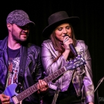 Cristian Camilo Castro performing with Lauren Davidson at The Palace Theatre in Stamford CT / Photo by Shawn St. Jean