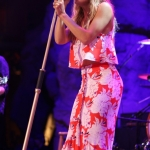 LeAnn Rimes at the Mohegan Sun Wolf Den on August 1, 2015.