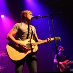 Levi Hummon opening for Kelsea Ballerini at Gramercy Theatre in NYC on July 17, 2015.