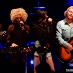 Little Big Town in Greenwich CT on September 26, 2015.