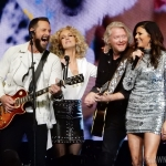 Little Big Town at Radio City Music Hall / Photo by Shawn St. Jean