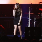 Maren Morris opening for Keith Urban at Brooklyn's Barclays Center on November 19, 2016.