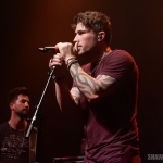 Michael Ray opening for Kip Moore at Terminal 5 in NYC on December 3, 2015.