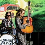 Margo Price at The Outlaw Music Festival at Jones Beach, September 9, 2017 / Photo by Shawn St. Jean