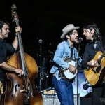 Avett Brothers at The Outlaw Music Festival at Jones Beach, September 9, 2017 / Photo by Shawn St. Jean