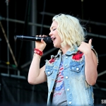 RaeLynn at FarmBorough Festival in New York City on June 26, 2015.