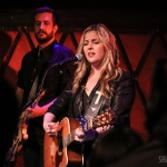 Sunny Sweeney at Rockwood Music Hall on September 16, 2017 / Photo by Shawn St. Jean