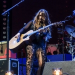 Tenille Townes in Hartford CT on July 20, 2018 / Photo by Shawn St. Jean
