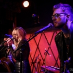 Towne at Rockwood Music Hall on March 13, 2018 / Photo by Shawn St. Jean