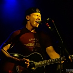 Bobby McGrath opening for Tyler Farr at Irving Plaza in NYC on April 28, 2015.