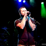 Tyler Farr at Irving Plaza in NYC on April 28, 2015.