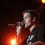 Walker Hayes opening for Kelsea Ballerini at PlayStation Theater on April 5, 2018 / Photo by Shawn St. Jean