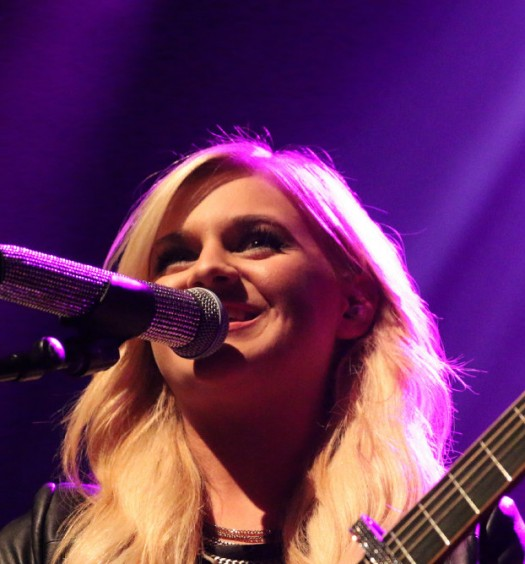 Kelsea Ballerini at Gramercy Theatre in NYC on July 17, 2015.