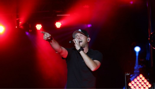 Cole Swindell Chillin' It in Rhinebeck