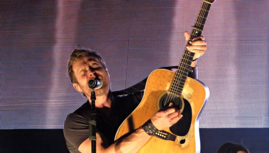 Dierks Bentley at the Mohegan Sun Arena