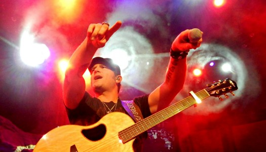 Photos: Jerrod Niemann at Mohegan Sun