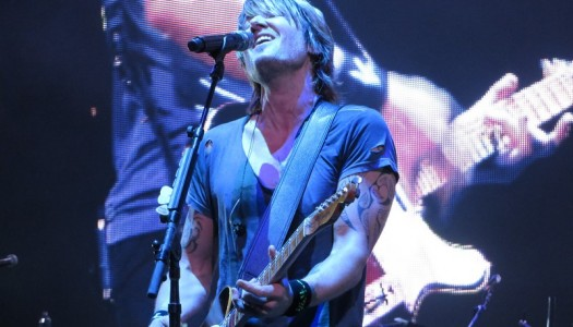 Keith Urban – GMA in Central Park