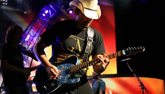 Brad Paisley – GMA in Central Park