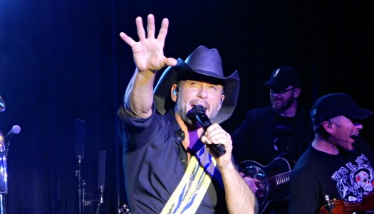 Tim McGraw's NYC Album Launch Party for Damn Country Music