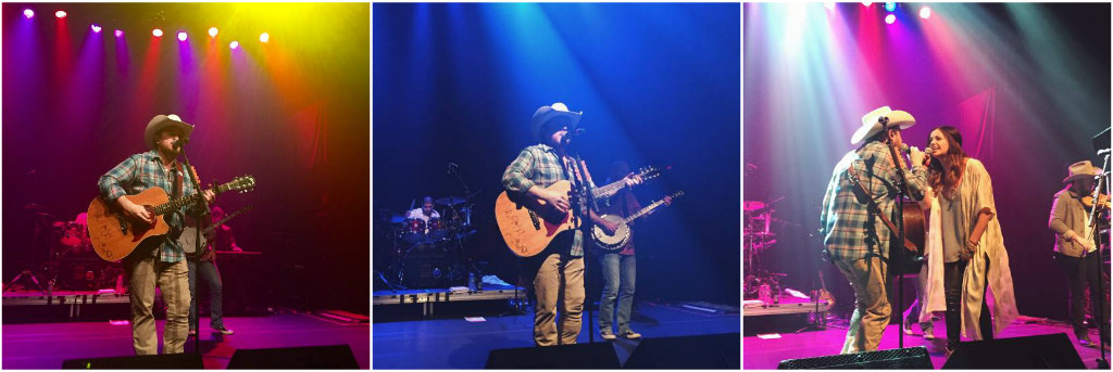 Josh Abbott Band at Gramercy Theatre - Photos by Presley Scott