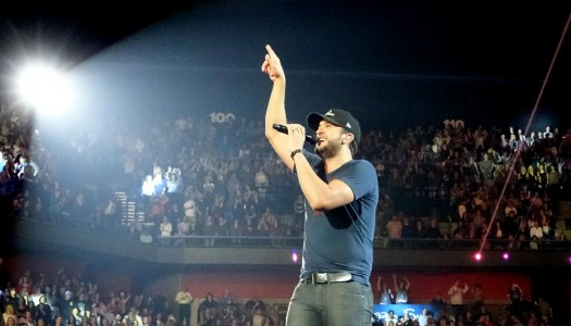 Luke Bryan Brings the Kill The Lights Tour to Mohegan Sun