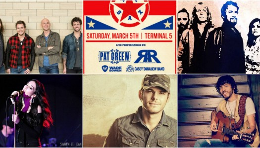 Must See Country March 2016