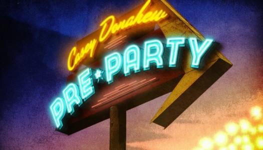 Casey Donahew – Pre-Party