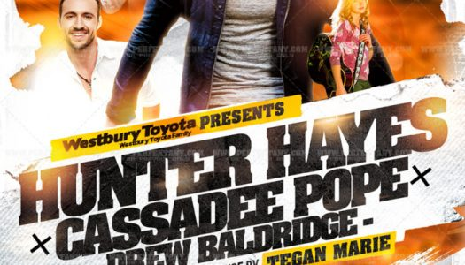 Hunter Hayes – Pennysaver Amphitheater