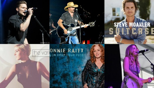 Must See Country April 2016