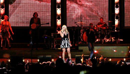 Miranda Lambert Delivers A Powerful Performance in Hartford