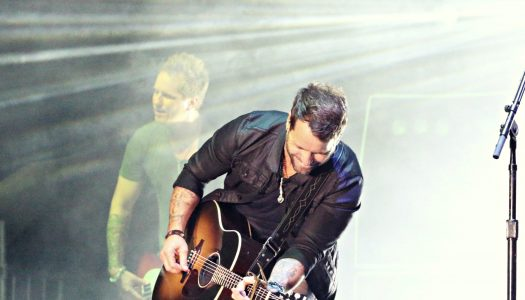 Parmalee Brings A Little Carolina to Rhinebeck