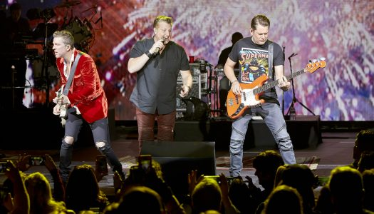 Rascal Flatts Brings Some Early Holiday Joy to NYC